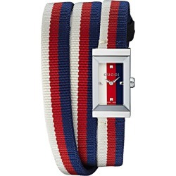 Gucci Women's Nylon Watch found on Bargain Bro Philippines from Gilt for $619.99
