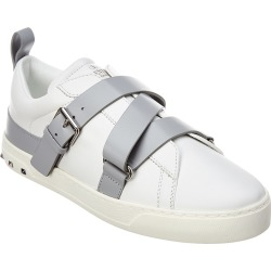 Valentino V-Punk Leather Sneaker found on Bargain Bro India from Gilt for $399.99