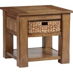 Progressive Furniture Square Lamp Table