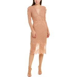Jonathan Simkhai Lace Sheath Dress found on Bargain Bro India from Ruelala for $233.00