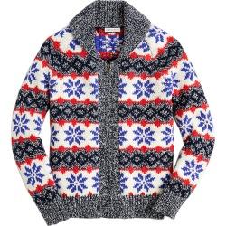 Crewcuts by J.Crew Snowflake Fairisle Sweater