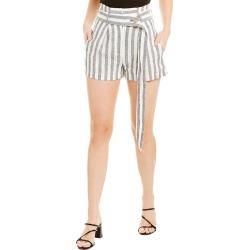 Iro Lula Linen Mini Short found on Bargain Bro India from Gilt City for $92.00