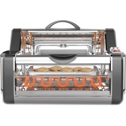 Nutrichef Countertop Rotisserie & Grill Oven