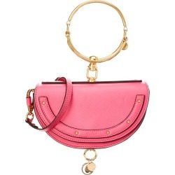 Chloe Nile Minaudiere Leather Clutch found on MODAPINS from Gilt.com for USD $1199.99