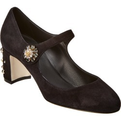 Dolce & Gabbana Suede Mary Jane Pump found on Bargain Bro India from Gilt City for $449.99