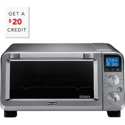 DeLonghi Livenza 0.5 Cu. Ft. Countertop Convection Oven