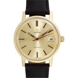 Omega 1970s Men's Geneve Watch found on MODAPINS from Gilt for USD $1299.00