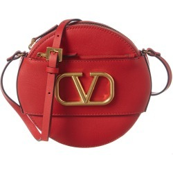 Valentino VLogo Mini Leather Crossbody found on Bargain Bro India from Gilt City for $899.99