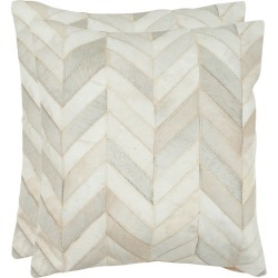 Safavieh Marley Set of Two Decorative Pillows found on Bargain Bro India from Gilt City for $99.99