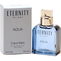 Eternity Aqua Men By Calvin Klein 3.4oz EDT Spray found on Bargain Bro India from Gilt City for $49.99