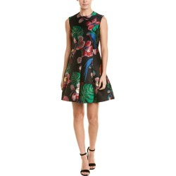 Valentino Godet Tropical Dream Silk-Blend A-Line Dress found on Bargain Bro India from Ruelala for $799.99