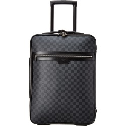 Louis Vuitton Damier Graphite Canvas Pegase 55 found on Bargain Bro Philippines from Ruelala for $2500.00