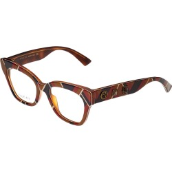 Gucci Women's GG0060O-30001028003 49mm Optical Frames found on Bargain Bro India from Gilt for $229.99