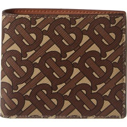 Burberry Monogram Print E-Canvas International Bifold Wallet found on Bargain Bro India from Ruelala for $239.99