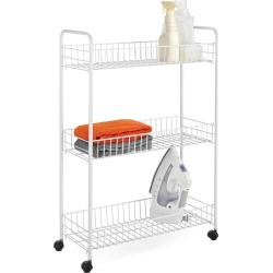Honey-Can-Do 3-Tier Laundry Cart found on Bargain Bro India from Gilt City for $19.99