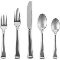 Lenox Gorham Column 5pc Place Setting found on Bargain Bro India from Gilt City for $19.99