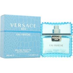 Versace Man Eau Fraiche 1.7oz Men's Eau De Toilette Spray found on Bargain Bro India from Gilt City for $49.99