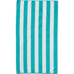 Dohler Marine Strips Loop Terry Pool Towel