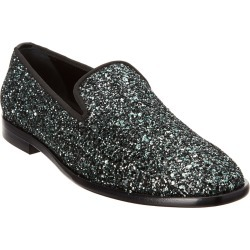 Jimmy Choo Coarse Glitter Slipper found on MODAPINS from Gilt for USD $225.99