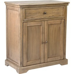 East at Main's Camila Mango Wood Cabinet found on Bargain Bro India from Gilt for $494.99