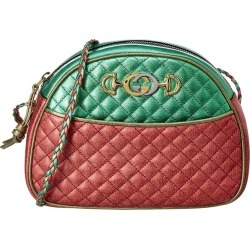 Gucci Laminated Leather Shoulder Bag found on Bargain Bro Philippines from Ruelala for $999.99