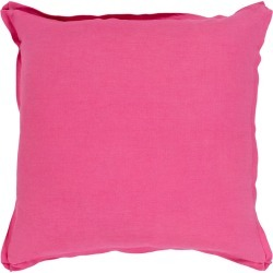 Surya Solid Throw Pillow found on Bargain Bro India from Gilt for $39.99