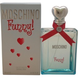 Moschino Women's 3.4oz Moschino Funny Spray found on Bargain Bro Philippines from Gilt City for $39.99