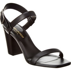 Saint Laurent 75 Leather Sandal found on Bargain Bro Philippines from Gilt for $599.99