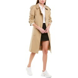 Burberry Westminster Long Heritage Trench Coat found on Bargain Bro Philippines from Gilt City for $1425.99