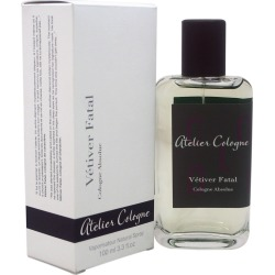 Atelier Cologne Women's 3.3oz Vetiver Fatal Cologne Absolue Spray found on MODAPINS from Gilt for USD $99.99