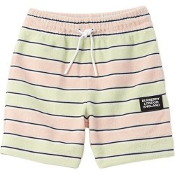 Burberry Logo Applique Striped Towelling Short found on Bargain Bro India from Gilt for $85.99