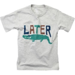 Wes Willy Later Gator T-Shirt