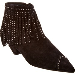 Saint Laurent Blaze Laced Suede Bootie found on Bargain Bro India from Gilt City for $999.99