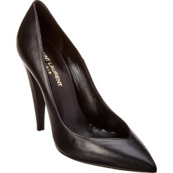 Saint Laurent Era 110 Leather Pump found on Bargain Bro India from Gilt for $319.99
