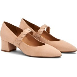 Aquatalia Penrose Weatherproof Suede Pump found on MODAPINS from Gilt for USD $109.99