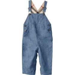 Burberry Girls' Japanese Denim Dungarees found on Bargain Bro Philippines from Ruelala for $85.99