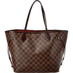 Louis Vuitton Damier Ebene Canvas Neverfull MM found on Bargain Bro Philippines from Ruelala for $1125.00