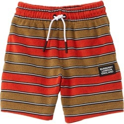 Burberry Striped Print Short found on Bargain Bro from Gilt for USD $72.95