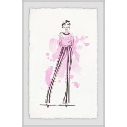 Marmont Hill Love Pink found on Bargain Bro Philippines from Ruelala for $379.99