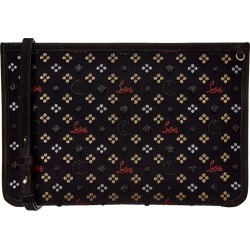 Christian Louboutin Loubiclutch Leather Clutch found on MODAPINS from Gilt.com for USD $889.99