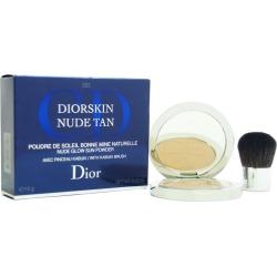 Dior .35oz Diorskin Nude Tan Nude Glow Sun Powder in Cinnamon
