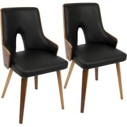 Lumisource Set of 2 Stella Chairs