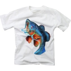 Wes Willy Fish T-Shirt