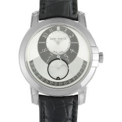 Harry Winston Men's Alligator Leather Watch