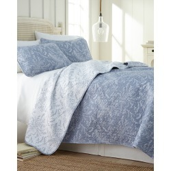 South Shore Linens  Lightweight Reversible Winter Quilt Set found on Bargain Bro Philippines from Ruelala for $27.99