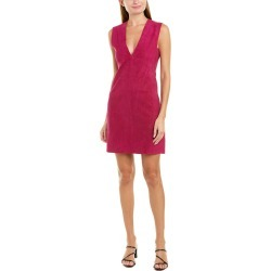 Theory Zinovin Suede Sheath Dress found on Bargain Bro India from Gilt City for $189.99
