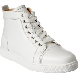Christian Louboutin Louis Leather High-Top Sneaker found on Bargain Bro Philippines from Gilt City for $659.99