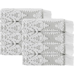 Enchante Home Laina 8-Piece Turkish Cotton Hand Towel Set found on Bargain Bro India from Gilt for $44.99