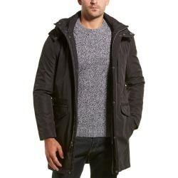 Cole Haan Signature Removable Hood Coat