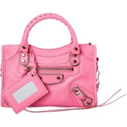 Balenciaga Classic City Mini Leather Shoulder Bag found on Bargain Bro Philippines from Ruelala for $1429.99